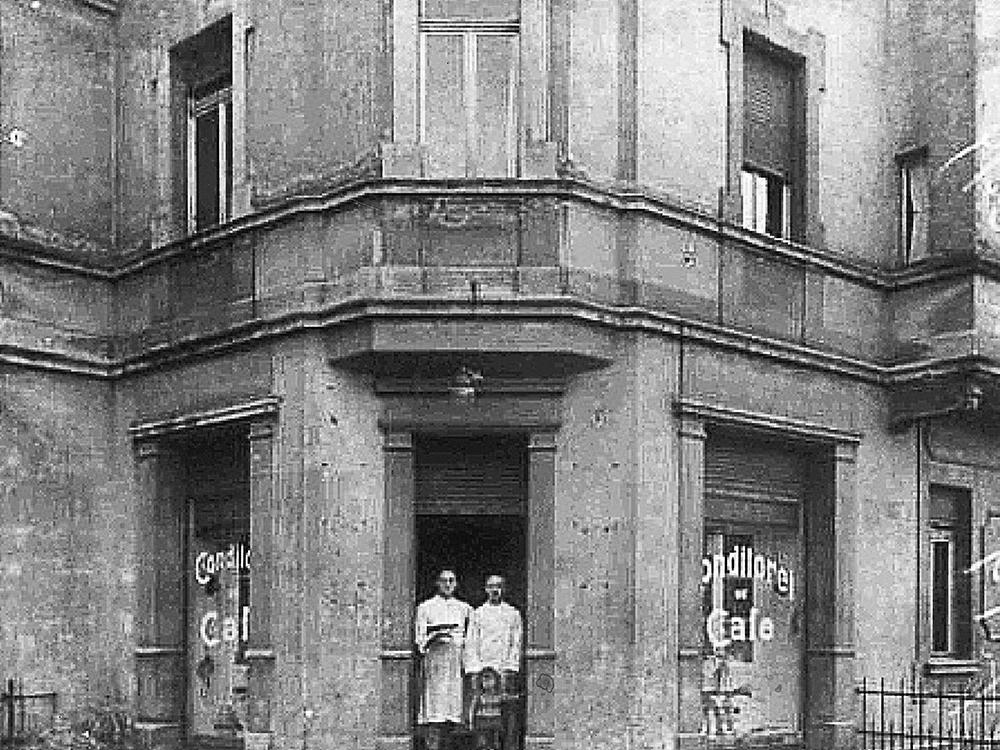 Das alte Cafe